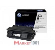 HP C4127A (27A) тонер-картридж черный
