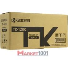 Kyocera TK-1200 (1T02VP0RU0) тонер-картридж черный