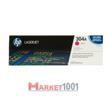 HP CC533A (304A) тонер-картридж пурпурный
