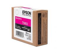 C13T580300 EPSON T5803 Картридж пурпурный
