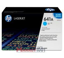 HP C9721A (641A) тонер-картридж голубой