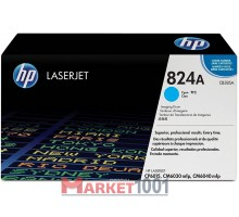 HP CB385A (824A)  фотобарабан (Imaging Drum) голубой