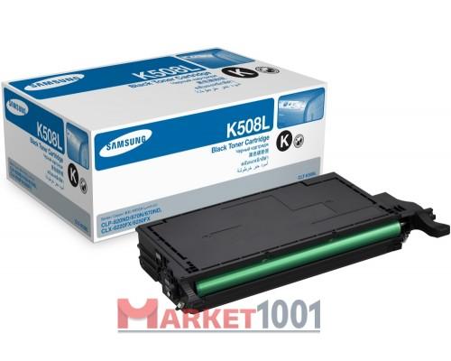 SAMSUNG CLT-K508L/SEE (SU191A) тонер-картридж черный