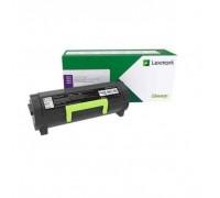 LEXMARK 56F5X0E / 56F5X00 тонер-картридж черный