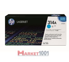 HP Q7561A (314A) тонер-картридж голубой