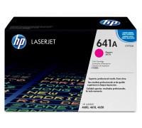 HP C9723A (641A) тонер-картридж пурпурный