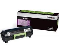 LEXMARK 60F5H00 / 60F5H0E (605H) тонер-картридж черный