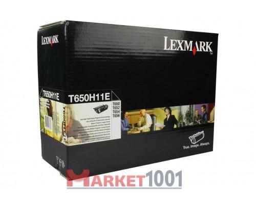 Картридж LEXMARK T650H11E