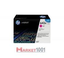 HP CB403A (642A) тонер-картридж пурпурный