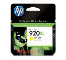 HP CD974AE (920XL) картридж желтый.
