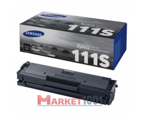 SAMSUNG MLT-D111S/SEE тонер-картридж черный