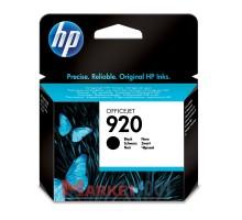 HP CD971AE (920) картридж черный.
