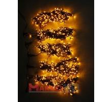 """Гирлянда на деревья Клип лайт """"Спайдер"""" 5x20 м. (LED) без контроллера желтая"""
