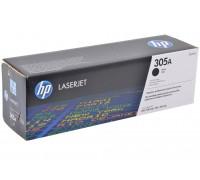 HP CE410A (305A) тонер-картридж черный