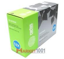 Cactus CS-Q7553X / CS-Q7553XS тонер картридж черный