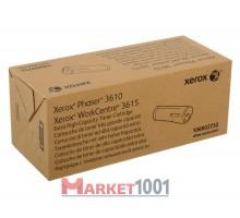 XEROX 106R02739 тонер-картридж черный