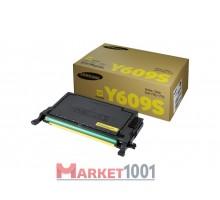 SAMSUNG CLT-Y609S/SEE тонер-картридж желтый