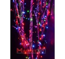 """Гирлянда на деревья Клип лайт """"Спайдер"""" 3x20 м. RGB"""