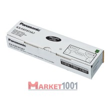 Panasonic KX-FAT411A7 тонер-картридж черный