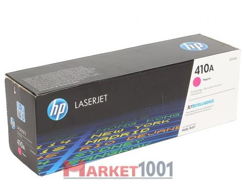 HP CF413A (410A) тонер-картридж пурпурный