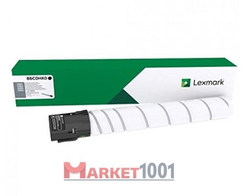 LEXMARK 86C0HK0 тонер-картридж черный