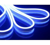 Неон флекс светодиодный гибкий синий