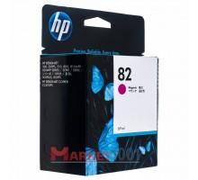 HP C4912A (№82) картридж пурпурный.