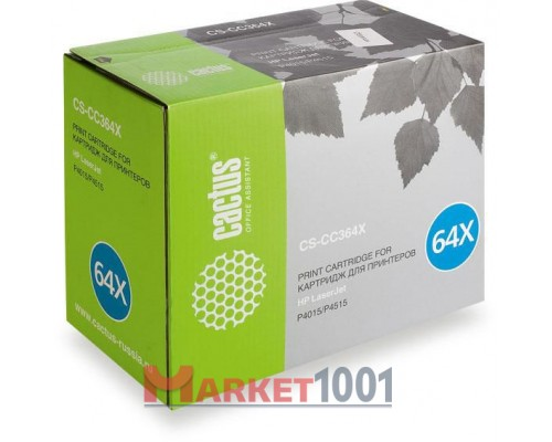 Картридж Cactus CS-CC364X / CS-CC364XS
