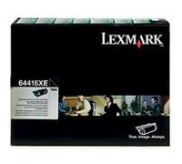 LEXMARK 64416XE тонер-картридж черный