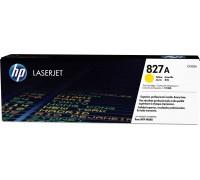 HP CF302A (827A) тонер-картридж желтый