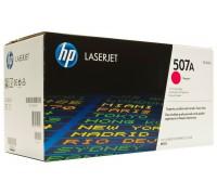 HP CE403A (507A) тонер-картридж пурпурный