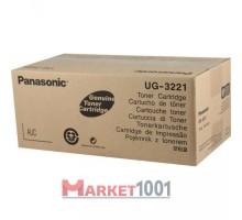 Panasonic UG-3221 тонер-картридж черный