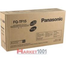 Panasonic FQ-TF15 тонер-картридж черный