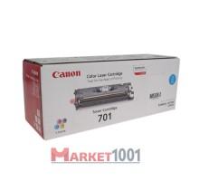 Canon Cartridge 701 голубой