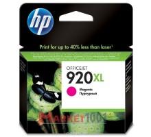 HP CD973AE (920XL) картридж пурпурный.