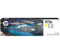 HP F6T83AE (973X) картридж желтый увеличенной емкости