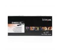 LEXMARK E460X11E тонер-картридж черный