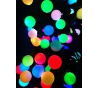"""Светодиодная (LED) гирлянда """"Шарики"""" maxi RGB"""