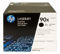 HP CE390XD (90X) тонер-картридж черный двойная упаковка