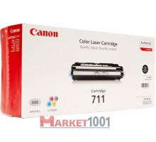 Canon 711Bk Тонер-картридж черный (1660B002)