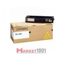 Kyocera TK-150Y (1T05JKANL0) тонер-картридж желтый